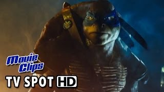 Teenage Mutant Ninja Turtles Official TV Spot #4  (2014) HD
