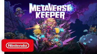 Metaverse Keeper - Launch Trailer - Nintendo Switch