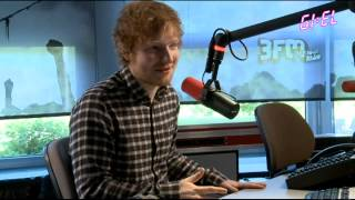 Ed Sheeran | 3FM Morning Show (June 6, 2014)