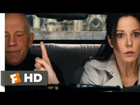 Red 2 (3/10) Movie CLIP - Paris Chase (2013) HD