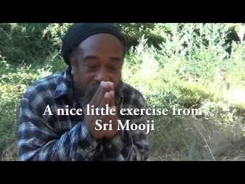 Mooji Video: A Few Moments to Be Light and Free