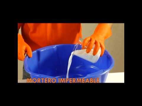 Mortero Impermeable® Pintuco® Construcción