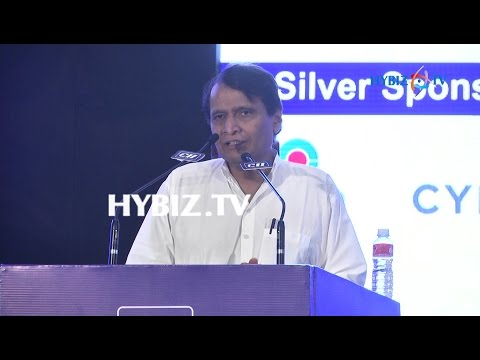, Suresh Prabhu-Economic Disruption Conference