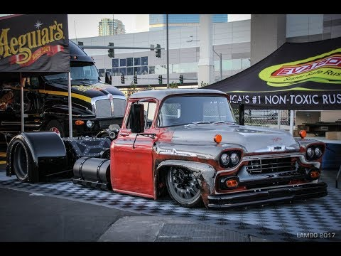 Chevy Viking '58 @ SEMA Show 2017
