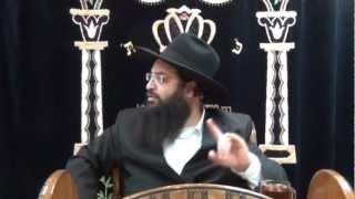 """הרב מנחם אברהם ביטון – פרשת וישלח (ה'תשע""""ג)"""