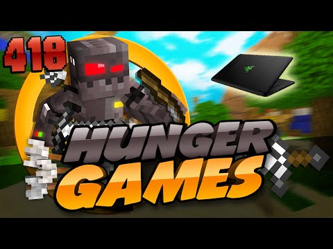 Minecraft Hunger Games: Episode 418 - Laptop Test