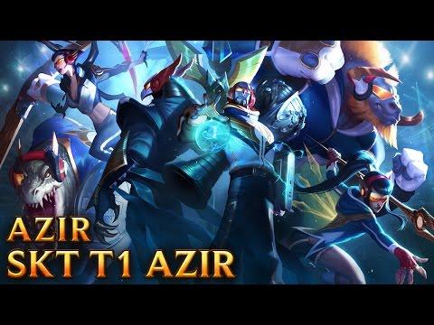 SKT T1 Azir