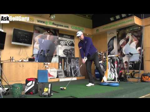 Golf Impact Lesson