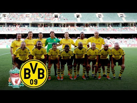 Liverpool FC Legends - BVB Legends 3-2 | Full Game