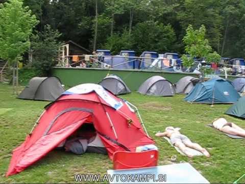 Video of Camp Vodenca