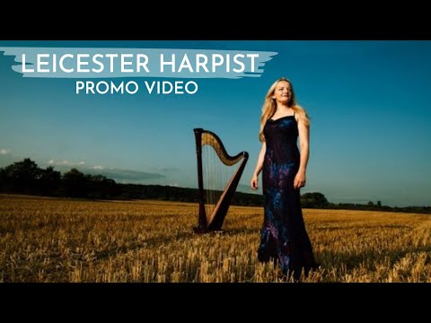Leicester Harpist Promo Video