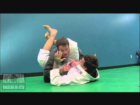 Triangle Choke Escape - Elbow Down