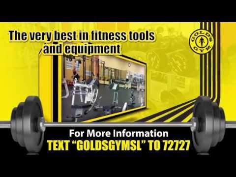 Gold's Gym South Lakeland Florida Fitness Weight Training http://www.LakelandHealthClub.com
