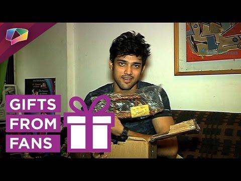 Parth Samthaan's gift segment - Part 2