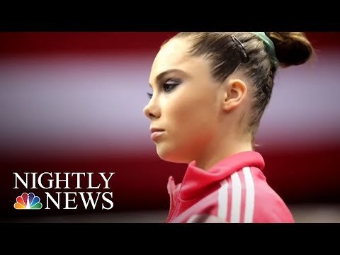 Olympic Gymnast McKayla Maroney Says Team Doctor Molested Her At 13 | NBC Nightly News