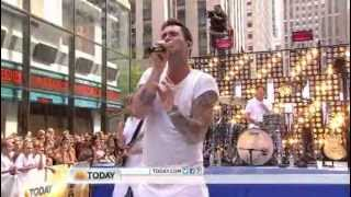 Maroon 5 : One More Night - The Today Show 06/29/2012