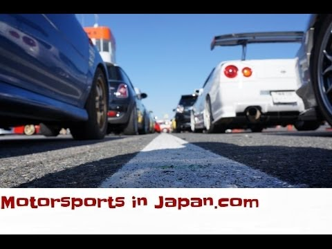 JDM TUNING CAR MEET TSUKUBA CIRCUIT Montage Dec 2013