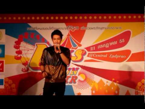 แกงส้ม   รักเธอ 24 ชั่วโมง Lucks Fun Fair @Central Ladprao (видео)