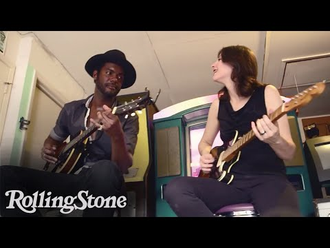 Gary and Eve: How Gary Clark Jr. Learned to Play