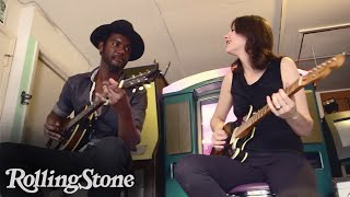 Video Gary and Eve: How Gary Clark Jr. Learned to Play MP3, 3GP, MP4, WEBM, AVI, FLV Januari 2018