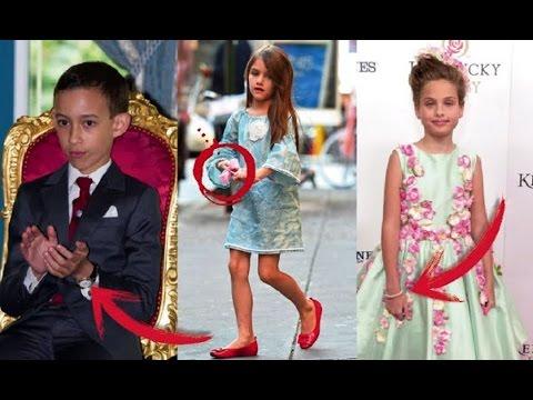 10 Richest Kids In The World (видео)