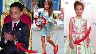Video 10 Richest Kids In The World MP3, 3GP, MP4, WEBM, AVI, FLV Agustus 2018