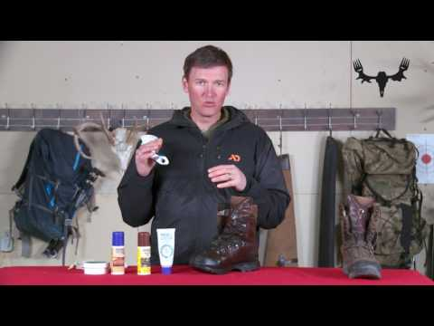 How To Waterproof Your Leather Boots With Janis Putelis
