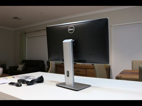 Dell P2314H Unboxing
