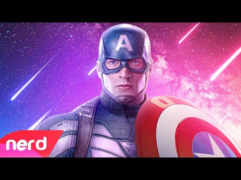 Captain America Song | All Day