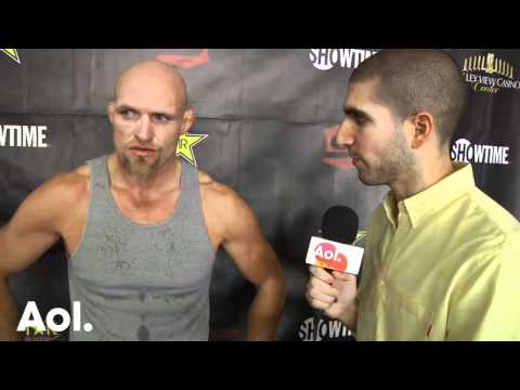 Keith Jardine Says Gegard Mousasi Fight Probably His Last at Light Heavyweight