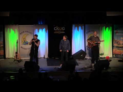 Tha Arrogant Worms - Gaelic Song (видео)