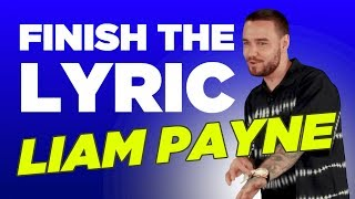 Video Liam Payne Absolutely Bosses 'Finish The Lyric' MP3, 3GP, MP4, WEBM, AVI, FLV Juni 2018