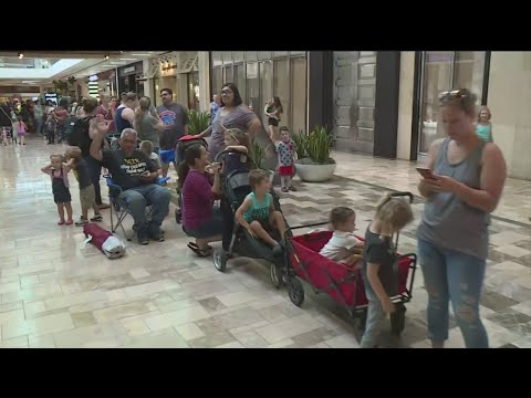 Build-A-Bear's 'Pay Your Age Day' Draws Massive Lines