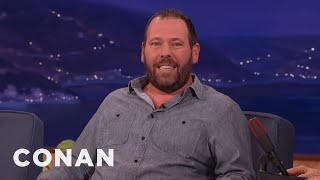 Bert Kreischer Robbed A Train With The Russian Mafia  - CONAN on TBS