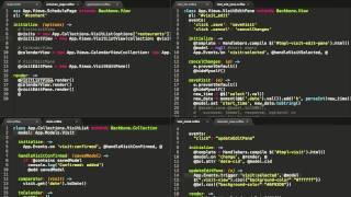 Backbone.js / CoffeeScript Tutorial