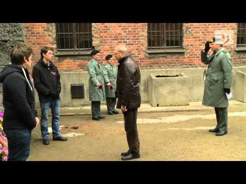 200 jeunes Belges visitent le camp d'Auschwitz-Birkenau