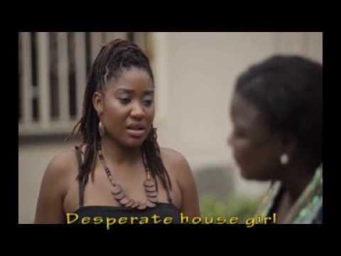 DESPERATE HOUSE GIRL
