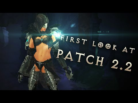 Microtransactions? Patch 2.2.0 Reveal, First Look & Thoughts: Diablo 3 Reaper of Souls