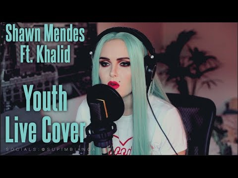 Shawn Mendes - Youth Ft. Khalid (Live cover)