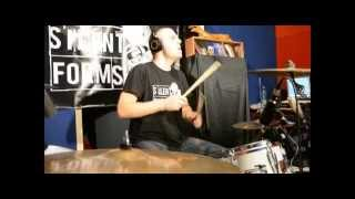 Video Drums recording