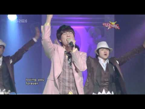 [LIVE] 090220 T-Max - Paradise @ Music Bank