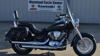 10. $7,499:  2015 Kawasaki Vulcan 900 Classic LT Overview and Review