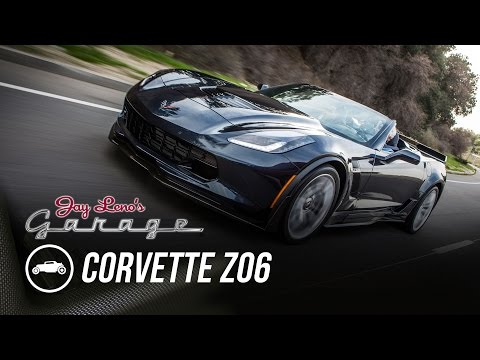2015 Corvette Z06 – Jay Leno's Garage