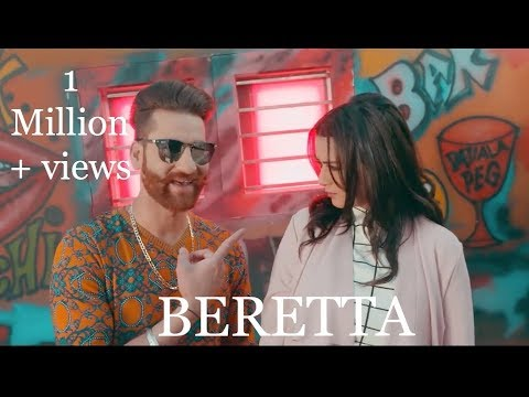Beretta Mp3 song Download by Bura Purewal ft. Gurlez Akhtar
