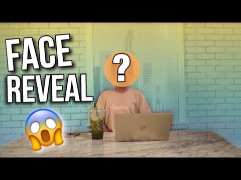 FACE REVEAL!!! (видео)