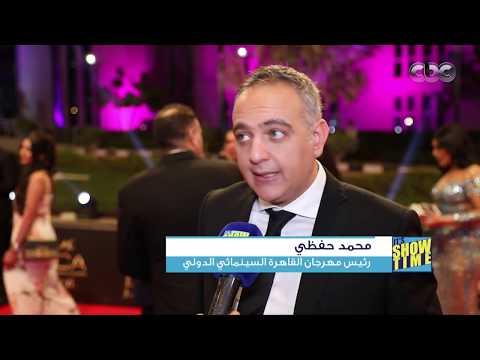 محمد حفظي: دعوت رامي مالك لمهرجان القاهرة السينمائي