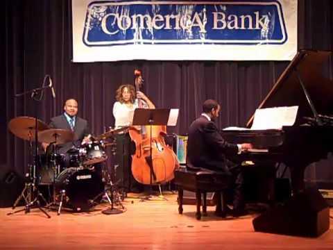 2012 Comerica Java & Jazz with Sean Dobbins Trio
