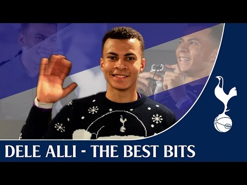 Dele Alli's Best Bits ! Spurs TV !