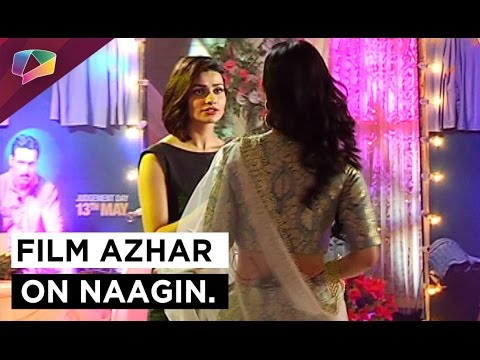 Prachi Desai to promote her film Azhar on the show
