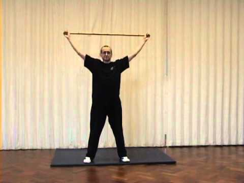 Chinese Wand Exercises – Part 1 of 4